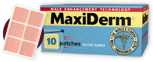 MaxiDerm Penis Patch